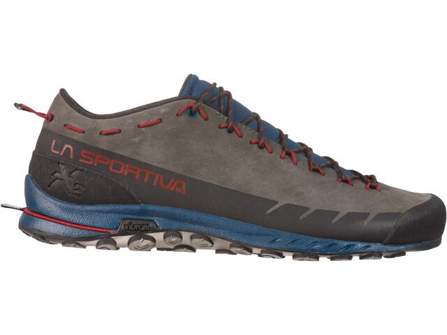 La Sportiva TX2 Leather Kengät Miehet, carbon/opal